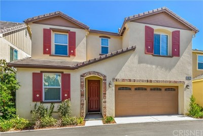 Saugus Single Family Home For Sale: 22054 Windham Way