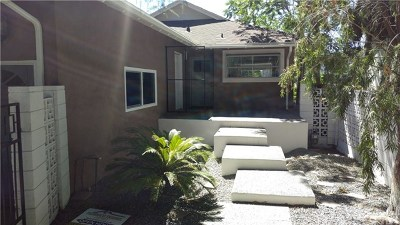 La Crescenta Single Family Home For Sale: 2842 Mayfield Avenue