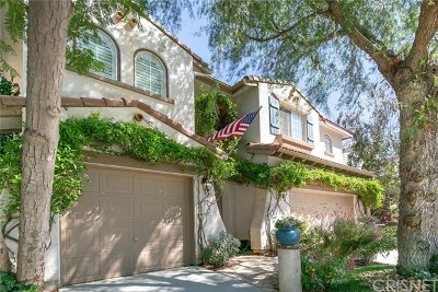 Castaic Single Family Home For Sale: 27837 Pine Crest Place