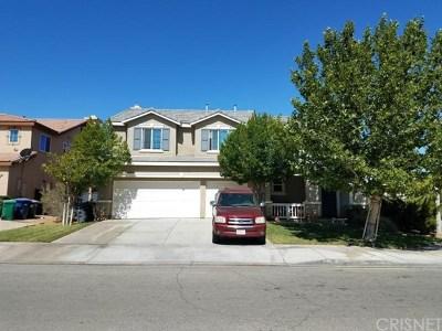 Lancaster Single Family Home For Sale: 43421 Hampton Street