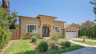 Valley Glen Single Family Home For Sale: 6652 Alcove Avenue