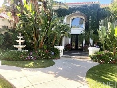 Calabasas Single Family Home For Sale: 25505 Cumberland