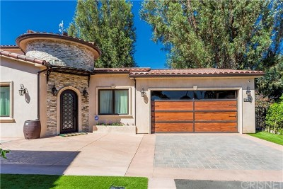 Tarzana Single Family Home For Sale: 18320 W Sage Lane