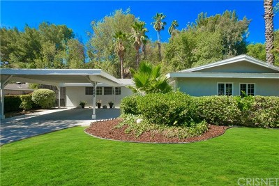 Woodland Hills Single Family Home For Sale: 20448 Coulson Street