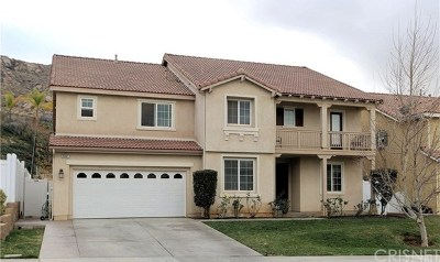 Moreno Valley Single Family Home For Sale: 26961 Cimarron Canyon Drive