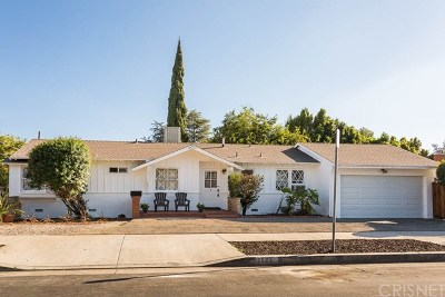 Van Nuys Single Family Home For Sale: 7527 Zombar Avenue