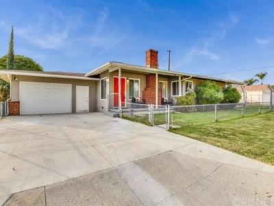 Canoga Park Single Family Home For Sale: 22103 Runnymede Street