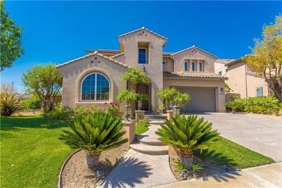 Valencia Single Family Home For Sale: 26123 Emerald Court