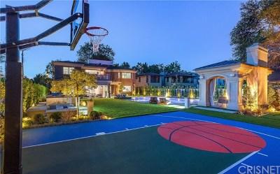 Studio City CA Single Family Home For Sale: $8,598,000