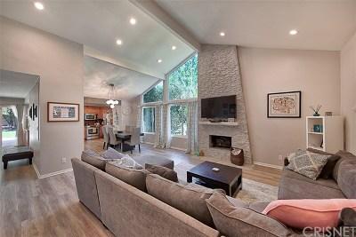 Westlake Village Single Family Home For Sale: 987 Triunfo Canyon Road