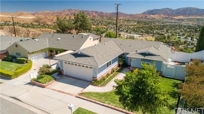 Canyon Country Single Family Home For Sale: 19602 Aldbury Street