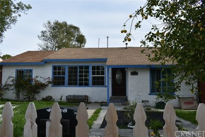 Winnetka Single Family Home For Sale: 6920 Winnetka Avenue
