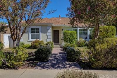 Encino Single Family Home For Sale: 18003 Santa Rita Street