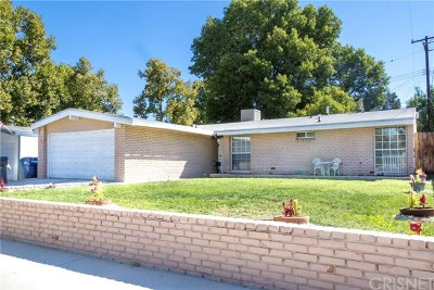 Canyon Country Single Family Home For Sale: 27548 Walnut Springs Avenue