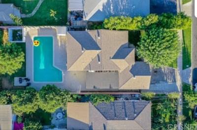 Canoga Park Single Family Home For Sale: 21011 Covello Street
