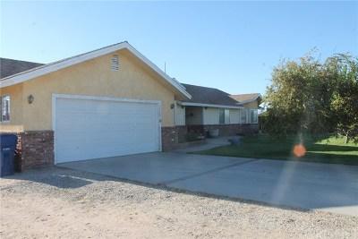 Lancaster Single Family Home For Sale: 47655 91st Street W