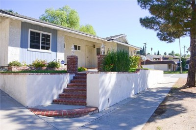 Canyon Country Single Family Home For Sale: 20005 Ermine Street