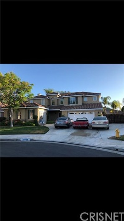 Murrieta Single Family Home For Sale: 26069 Willowbrook Court