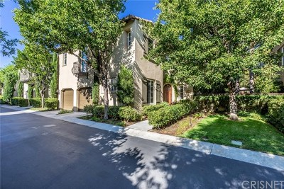 Valencia Single Family Home For Sale: 27003 San Ysidro Avenue