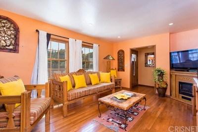 Winnetka Single Family Home Active Under Contract: 19713 Roscoe Boulevard