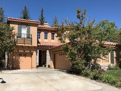 Stevenson Ranch Single Family Home For Sale: 25821 De Quincy Place