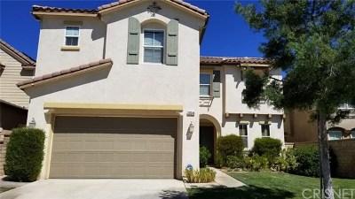 Saugus Single Family Home For Sale: 28044 Linda Lane