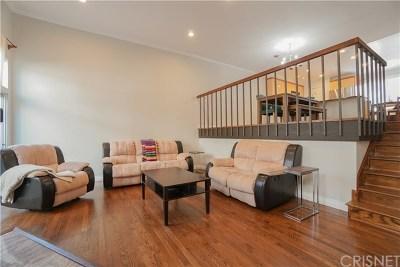 Valley Village Condo/Townhouse For Sale: 4730 Ben Avenue #2