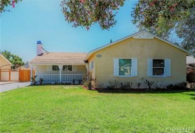 Granada Hills CA Single Family Home For Sale: $639,999