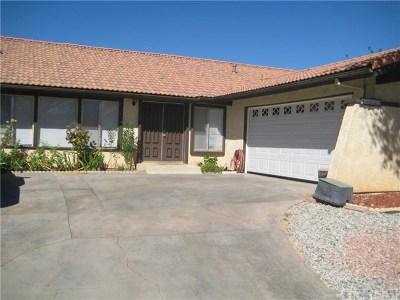 Lancaster Single Family Home For Sale: 44643 13th Street E