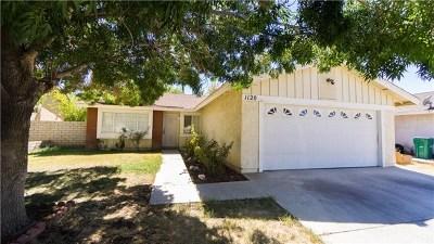 Lancaster Single Family Home For Sale: 1120 Lightcap St.