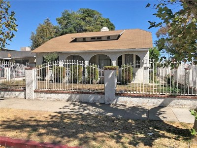 Canoga Park Single Family Home For Sale: 7302 Alabama Avenue