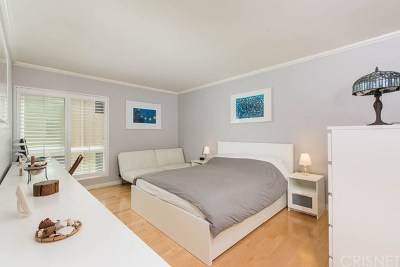 Santa Monica Condo/Townhouse For Sale: 1339 26th Street #3