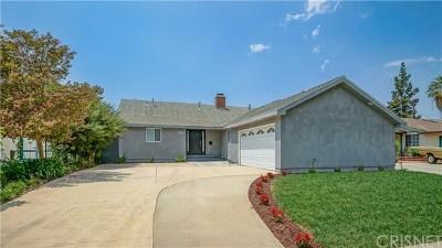 Reseda Single Family Home For Sale: 6645 Rhea Avenue