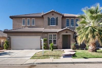 Lancaster Single Family Home For Sale: 4300 Club Vista Drive