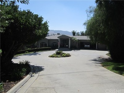 Chino Hills Single Family Home For Sale: 1445 Westridge Way
