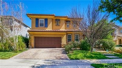 Valencia Single Family Home For Sale: 26818 Peppertree Drive