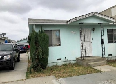 Lawndale Single Family Home For Sale: 4125 Marine Avenue