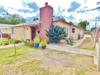 Northridge Single Family Home For Sale: 8833 Darby Avenue