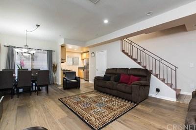 Reseda CA Condo/Townhouse For Sale: $351,900