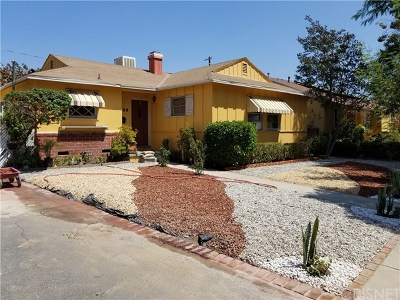 Lake Balboa Single Family Home Active Under Contract: 8128 Lesner Avenue