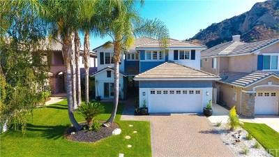 Stevenson Ranch Single Family Home For Sale: 25944 Coleridge Place