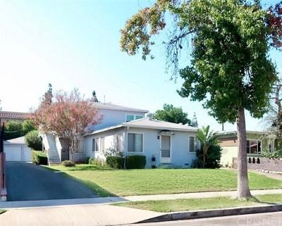 Burbank Multi Family Home For Sale: 2247 N Catalina Street
