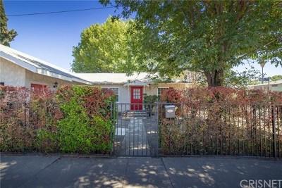 Sherman Oaks Single Family Home For Sale: 5204 Lennox Avenue