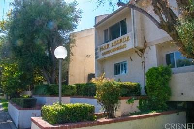 Reseda Condo/Townhouse For Sale: 7631 Reseda Boulevard #59-V