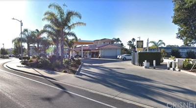 Pismo Beach Commercial For Sale: 200 Five Cities Drive