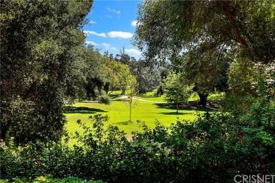 Calabasas Condo/Townhouse For Sale: 23675 Park Capri #21