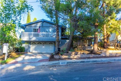 Chatsworth Single Family Home For Sale: 9732 Nevada Avenue