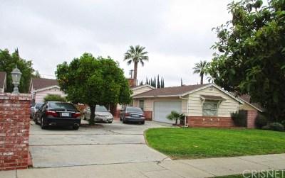Granada Hills Single Family Home For Sale: 17441 Ludlow Street
