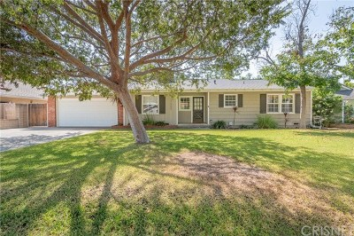 North Tustin Single Family Home For Sale: 17962 Whitney Drive