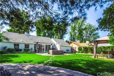 Northridge Single Family Home For Sale: 17449 Elkwood Street